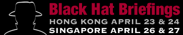 The Black Hat Briefings - Singapore