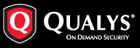 sustaining sponsor Qualys