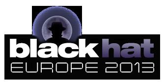 Black Hat Europe 2012