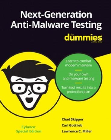 Black Hat | Next-Generation Anti-Malware Testing for Dummies